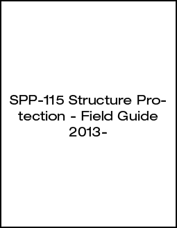 SPP 115 Structure Protection Field Guide 13-3 15 sdh