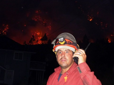 structured protection Firestorm Crew on the radio