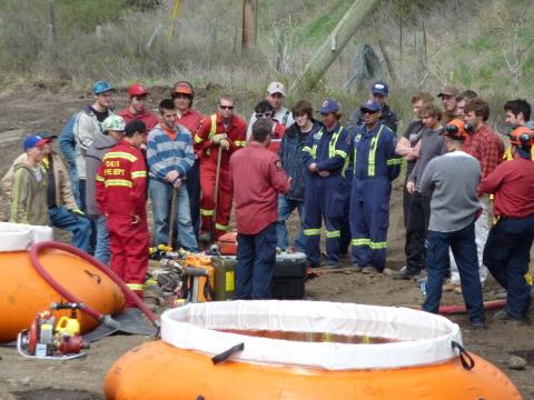 Firestorm Training People