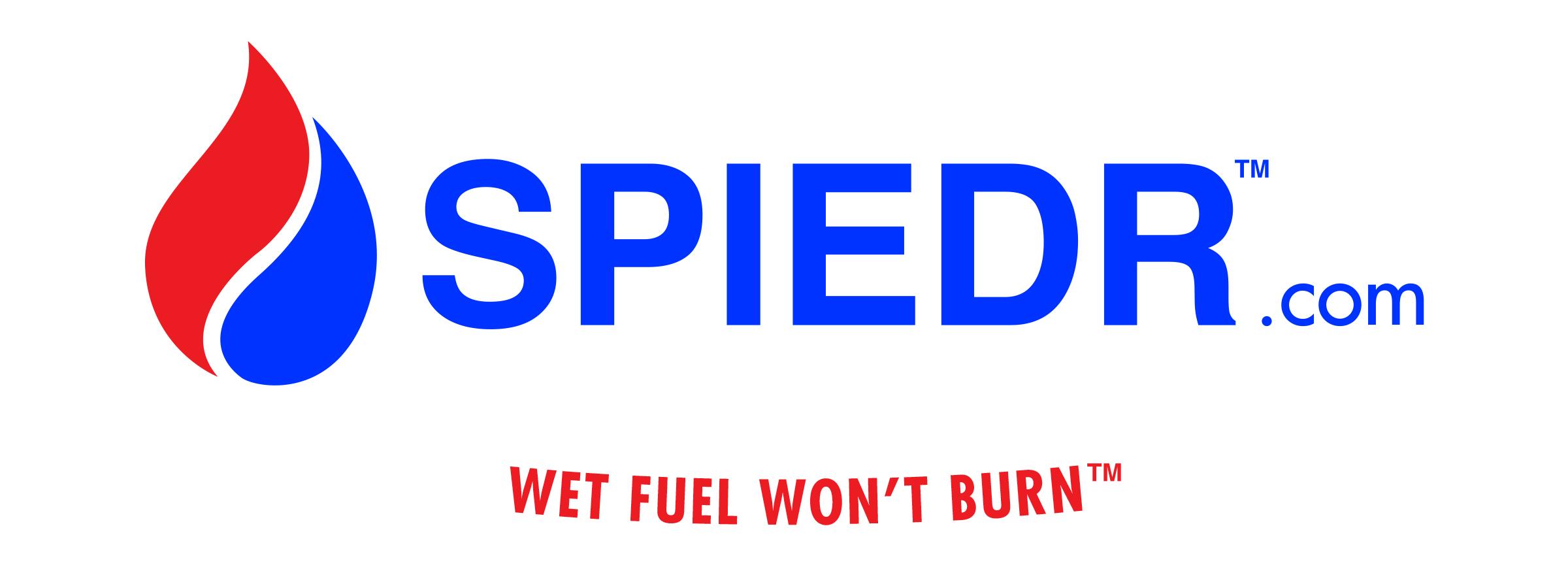 spiedr wet fuel won't burn