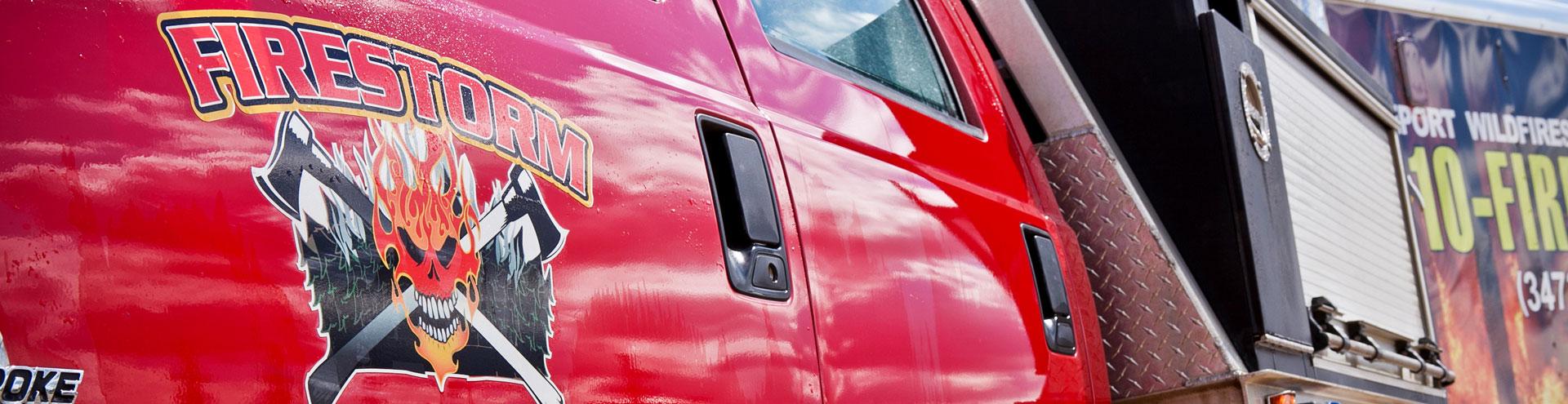 FireStorm Truck