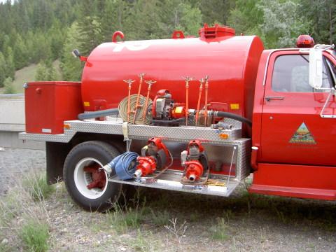 Firestorm Tenders Side view