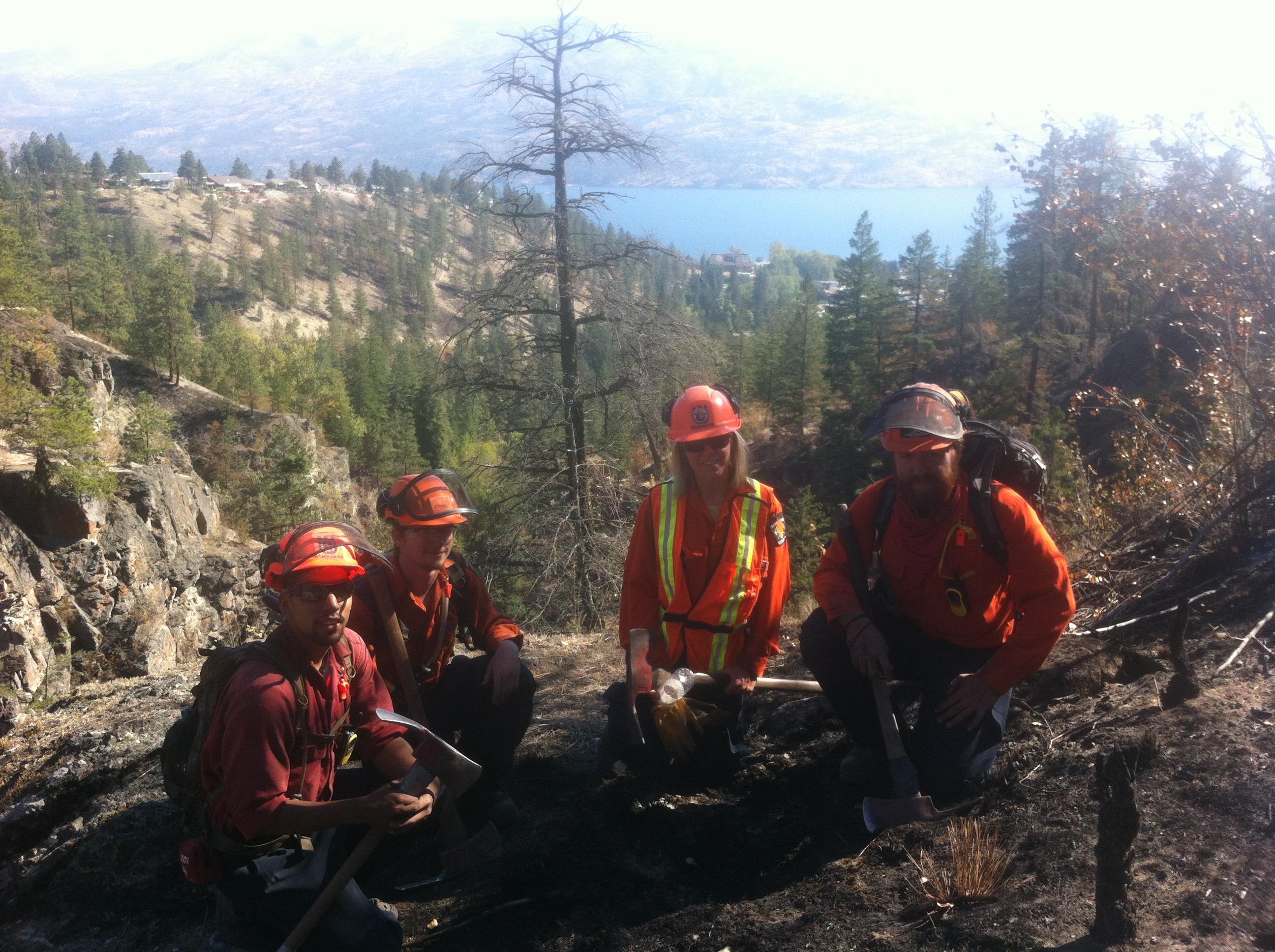 Firestorm Crew
